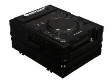 Odyssey FZCDJBL - Large Format CD Player All Black Flight Case