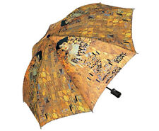 """Doppler Collezione d'Arte Ombrello Pieghevole Automatico-Gustav Klimt """"Adele"""""""