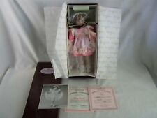 """""""Rose Marie"""" 12 Inch Doll by Lia Di Leo for Ashton Drake Galleries 1994 Mint #13"""