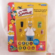 The Simpsons UK exclusive Homer Simpson action figure Vivid logo ProTech case