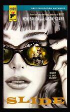 Ken Bruen & Jason Starr, Slide, Hard Case Crime HCC 036, 2007 - PBO