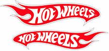 Motorsport Sponsor Exterior Vinyl Decals Hot Wheels Stickers Race Car Motorcycle