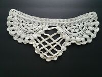 Victorian Vintage Crochet Piece for Crafter or Seamstress -Beautiful!