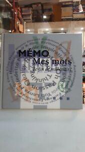 [NC] MEMO MES MOTS DE FIN DE MILLENAIREAAVVIMPRIMERIE VALDOTAINE1999