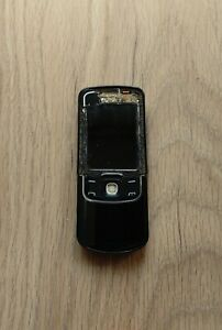 Nokia 8600 Luna - Black (Unlocked) Cellular Phone