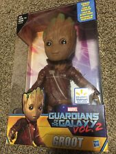 Marvel Guardians of the Galaxy Vol.2 Baby Groot 10 In Figure Ravager Outfit Toys