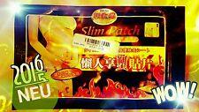 Super Slim Patsch Diätpflaster/Fatburner Däiet/ zum schnellen abnehmen/10 Stück/
