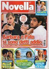 Novella 2012 37.PATO & BARBARA BERLUSCONI,MARTINA STELLA,MANUELA ARCURI,F.CORONA