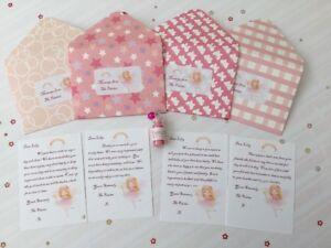 Personalised Fairy Letters, Fairy Dust, Promote Good Behaviour, Fairy Rewards