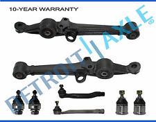 1990 1991 1992 1993 Honda Accord Lower Control Arm upper lower ball joint tierod