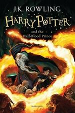 Harry Potter and the Half-Blood Prince: 6/7 ( by J.K. Rowling New Paperback Book