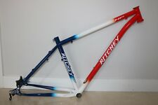 "NEW Ritchey WCS P-29er Mountain Bike Frame 17"" MEDIUM RED/WHITE"