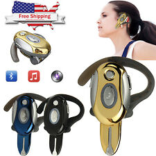 Handsfree Stereo Bluetooth Headset Earphone For Many Cell Phone Smarphone Mobile