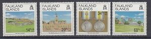 Falkland Islands 561 - 64 Liberation of The (MNH)