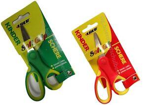 ToP Soft Grip Komfort Kinderschere  Edelstahlklinge  SG855