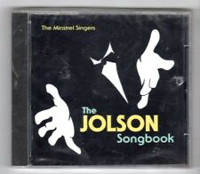 (HY417) The Minstrel Singers, The Jolson Songbook - Sealed CD
