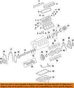 GM OEM-Camshaft 12629698