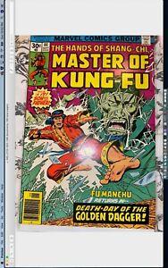 🔥SHANG CHI:MASTER OF KUNG FU #44|1st app. of Bolo and Kimba, assassins (1976)🔥
