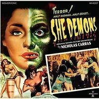 Nicholas Carras - She Demons [New Vinyl] Colored Vinyl, Green