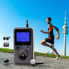 Personal portable Pocket DAB / DAB+ Digital FM Radio Receiver MP3 Player Sports