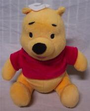 "Fisher-Price NICE WINNIE THE POOH BEAR 9"" Plush STUFFED ANIMAL Toy"