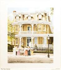 Walter Campbell - The New Arrival - Limited Edition Print of  850