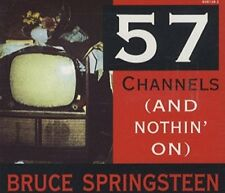 Bruce Springsteen 57 channels.. (1992)  [Maxi-CD]