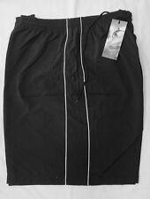 New 2XL Brooklyn Black Swim Shorts