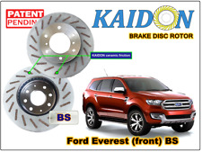 """Ford Everest disc rotor KAIDON (front) type """"RS"""" / """"BS"""" spec"""