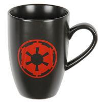 Star Wars Imperial Logo Mug 16oz Sith Empire Ceramic Tea Coffee Cup
