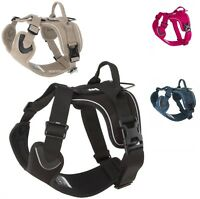 Hurtta Active Outdoors Adjustable Harness Dog Black Pink Beige  4 Way Adjustable