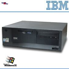 IBM THINKCENTRE M50 PC DOS WINDOWS 98 2000 RS-232 PARALLEL OLD GAMES ALTE SPIELE