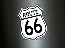 1 x Aufkleber Route 66 Sticker Tuning Cars Autoaufkleber Highway OEM Fun Dub Gag