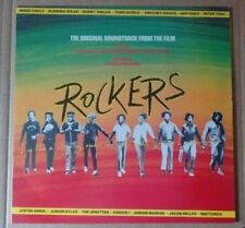 Rockers Original Soundtrack Recording PROMO LP Record, The Upsetter Bunny Wailer