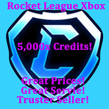 (XBOX ONLY) 5,000x Rocket League Credits