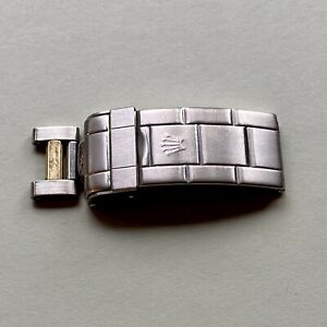 Vintage Rolex 93153-18 Oyster Clasp Gold Two Tone Buckle