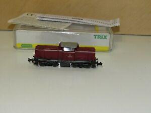N Minitrix 12635 Diesellok BR V100 2027 DB digital SELECTRIX OVP 3700