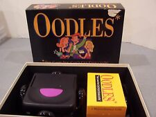 OODLES GAME 1992 MILTON BRADLEY Electronic Timer Question Answer complete Adult
