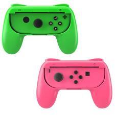 MoKo 2pcs Ergonomic Game Grip Controller Handle Kit for Nintendo Switch Joy-Con