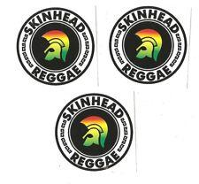 10 Skinhead Reggae Aufkleber stickers Oi Skinhead Skin Ska Punk Skins Oi! RASH