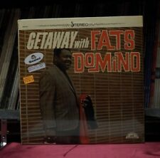 "Sealed 12"" LP Fats Domino Getaway With Fats Domino 1969 ABC-Paramount ABCS-510"