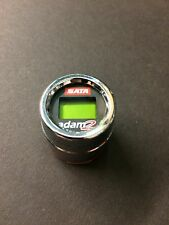 SATA ADAM 2 DIGITAL DISPLAY GAUGE 160697 SHOWS (PSI) DOCKING NOT INCLUDED
