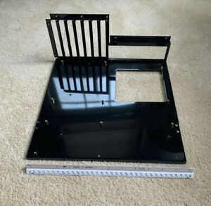 Mountain Mods EATX ATX Gaming Motherboard Tray / Mirror Black / Good Condition