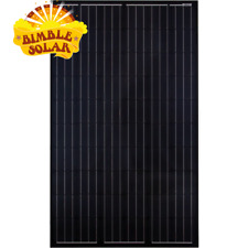 12V 610W complete boat solar kit with two JA Black Mono panels, Outback MPPT con
