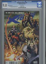 Uncanny X-Force 12 Kubert Variant CGC 9.8 Rick Remender Marvel