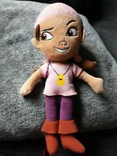 Disney junior Izzy From Jake And The Neverland Pirates Soft Toy Plush