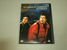 An American Werewolf in London (Dvd, 1997) Rare Snapcase