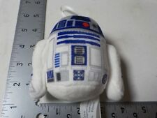 HALLMARK STAR WARS DISNEY PLUSH R2-D2 CHRISTMAS ORNAMENT NEW #5033