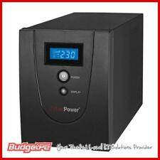 CyberPower Value SOHO LCD 2200VA/1320W (10A) Line Interactive UPS
