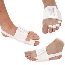 Talar-Made Foot Medics Toe Alignment Correction Fabric Elastic Comfort Splint